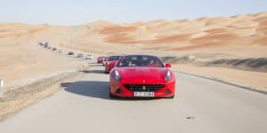 "Video - Ferrari highlights California T in ""Deserto Rosso"" Behind The Scenes"