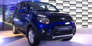 Mahindra NuvoSport launched at Rs 7.35 lakh