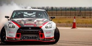 Video - Nissan GT-R Nismo now holds the world record for fastest drift