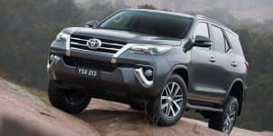 2016 Toyota Fortuner scores high in Latin-NCAP crash test