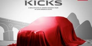 Nissan kicks teased ahead of its May 3 debut 2016 Rio Olympics