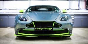 Aston Martin Vantage GT8 Unleashed