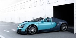 Bugatti sells 400th Veyron, only 50 to be made before it stops