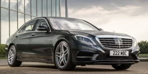 Mercedes-Benz Set to launch new 2014 S-Class on January 8