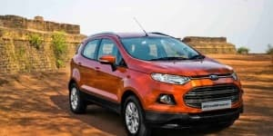 Ford EcoSport wins Six Awards