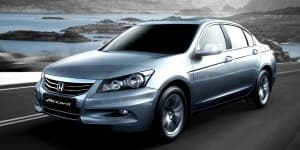 Honda Accord discontinued in India