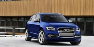 Audi SQ5 to be showcased at 2014 Indian Auto Expo