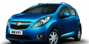 Chevrolet Beat facelift to debut at the upcoming Auto Expo 2014
