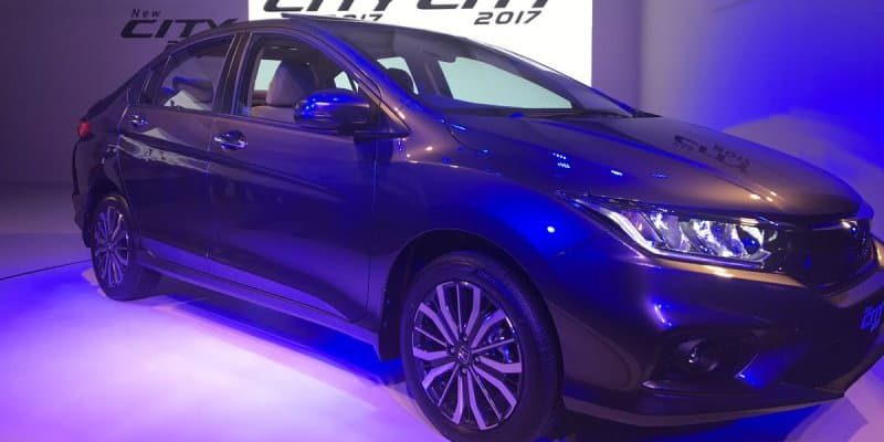 2017 Honda City facelift crosses 14,000 bookings