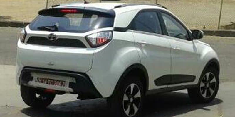 Production-Ready Tata Nexon First Clear Images Out