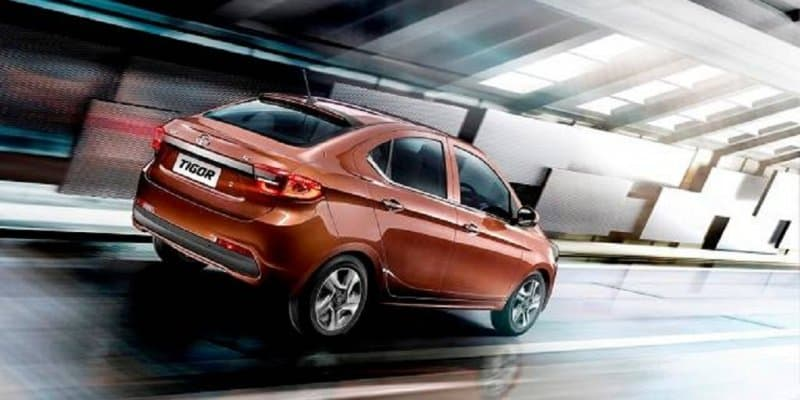 Tata Tigor to ride on Bridgestone Tyres