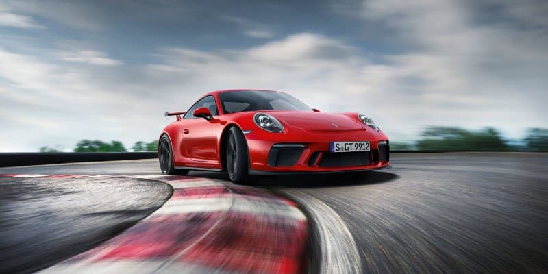 Porsche 911 GT3 Sets a new Lap Time At The Nürburgring