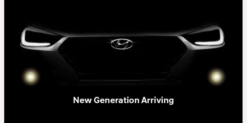 2017 Hyundai Verna facelift launching on August 22, 2017