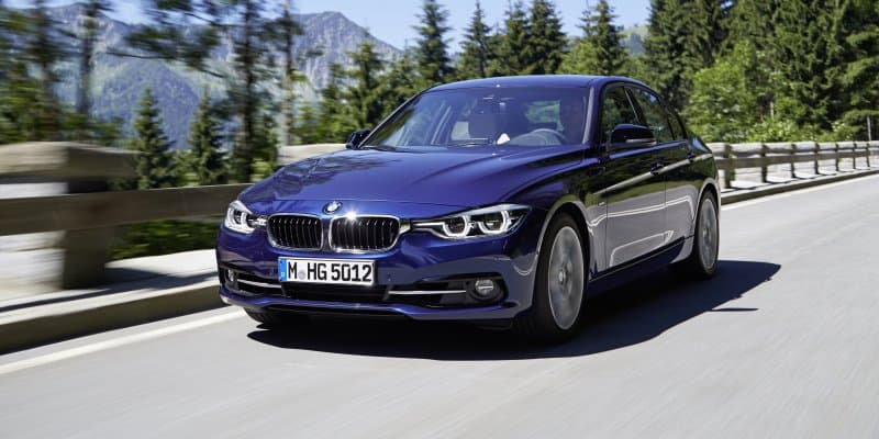 BMW 320d Edition Sport Launched at Rs. 38.60 Lakhs