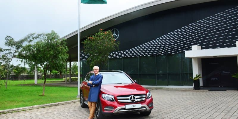 Mercedes-Benz GLC 'Celebration Edition' Launched at Rs. 50.86 Lakhs