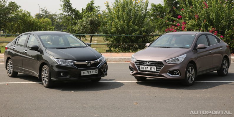 Honda City vs Hyundai Verna – Comparison Review