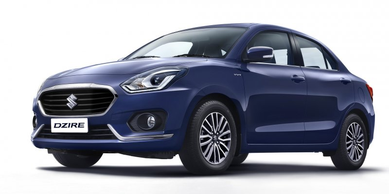 All-New Maruti DZire Crosses 1 Lakh Sales Mark
