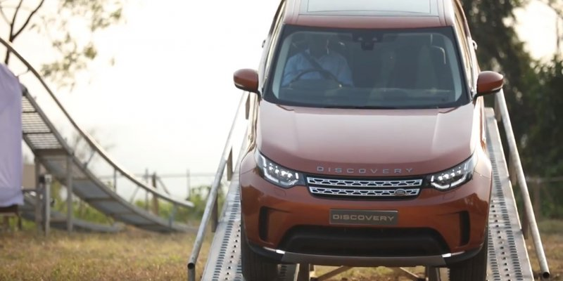 All-New Land Rover Discovery 7-seater Launched at Rs 71.38 lakh