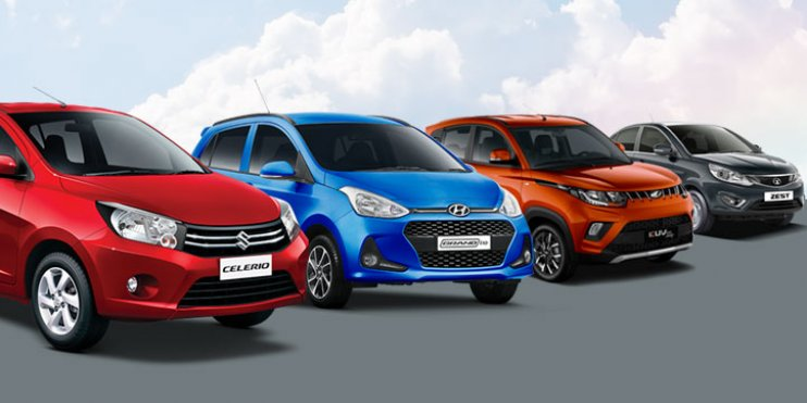Current Offers and Discounts on Maruti, Hyundai, Mahindra and Tata Cars – December 2017