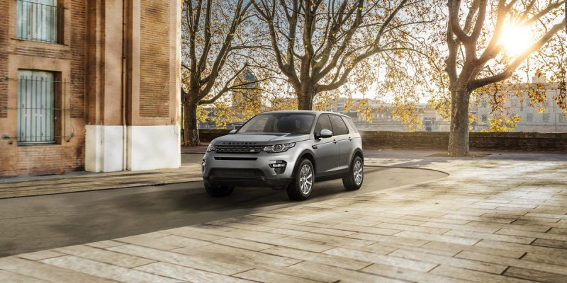 2018 Land Rover Discovery Sport Goes on Sale