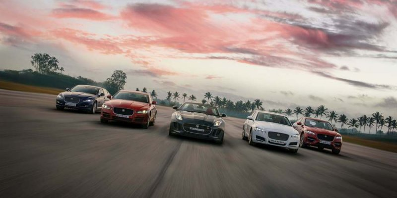 The Art of Performance Tour of Jaguar comes to Noida