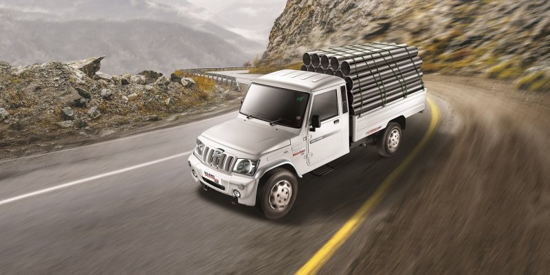 Mahindra Bolero Pik-up to come with industry-first guarantee packages