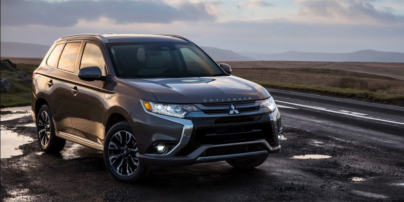 India-Bound Mitsubishi Outlander PHEV In The Works
