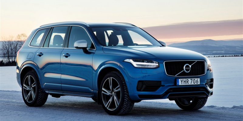 2018 Volvo XC90 T8 Inscription SUV Launched at Rs 96.65 Lakh