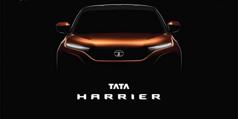 Official: Tata H5X SUV Christened as Harrier