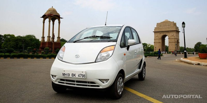 Tata Nano Production Stopped