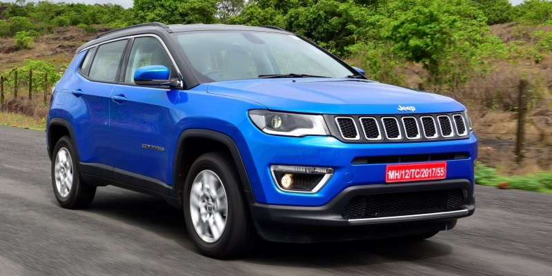 Jeep Compass Gets a 25,000 Square Feet Billboard on Mumbai-Pune Expressway