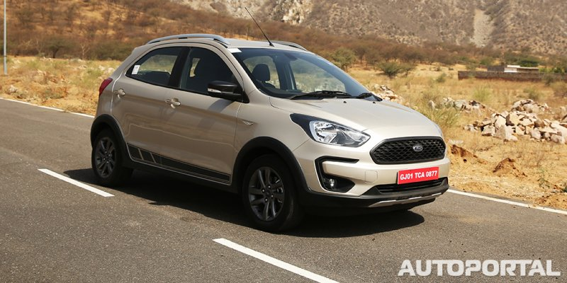 Ford Freestyle to come with Automatic Gearbox