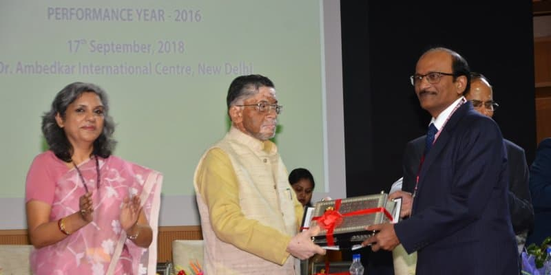 Maruti Suzuki Felicitated with National Safety Award by Indian Government