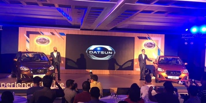 New Datsun GO and GO+ launched in India