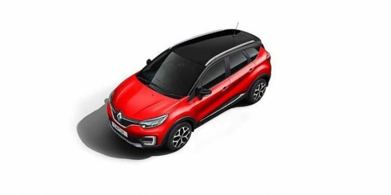 Renault Captur Gets New Features and Color