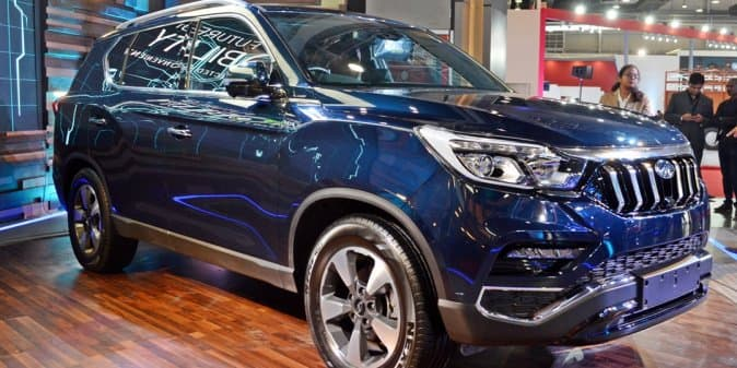 Mahindra to do away with the alphanumeric name for Y400 SUV