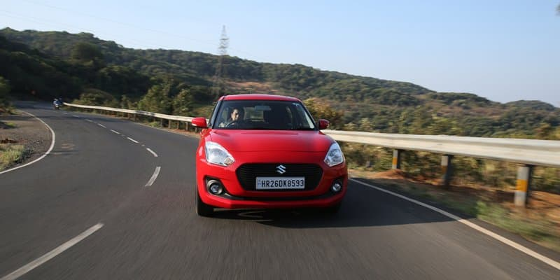 Maruti Suzuki Swift crosses 2 million sales mark