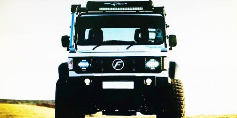 Force Gurkha Xtreme 2.2 priced at Rs 12.99 lakh