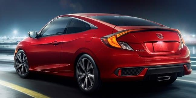 Honda Civic India launch in March 2019