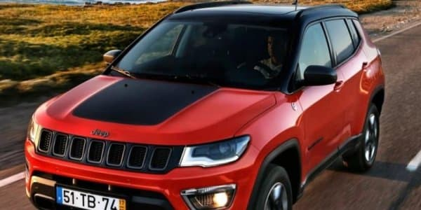 India-spec Jeep Compass Trailhawk Images Leaked Online