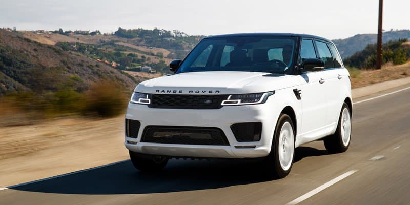 2019 Range Rover Sport Petrol Launched at Rs 86.71 Lakhs