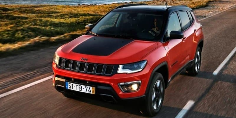 Jeep Compass Trailhawk Teased Ahead of Official India Launch