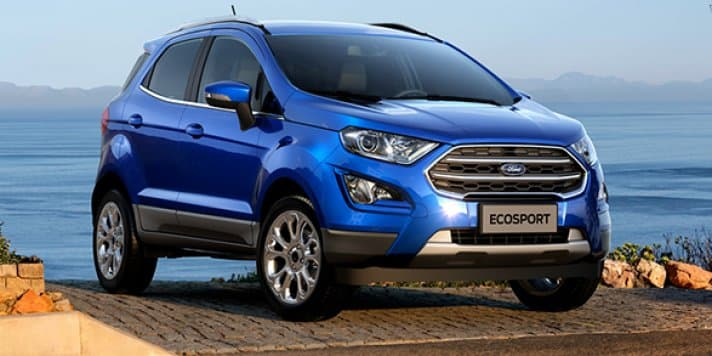 All-New 2019 Ford EcoSport Now Available at INR 7.69 Lakh