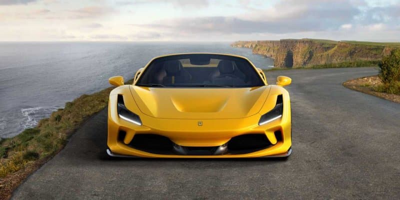 2020 Ferrari F8 Spider Makes World Premiere; Details Inside