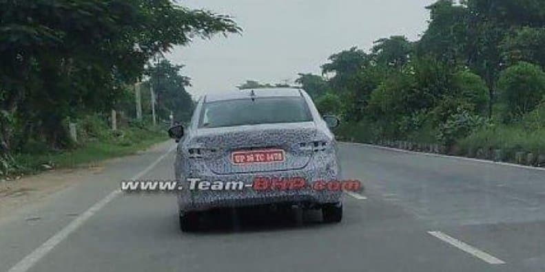 Next-Gen Honda City Spotted Testing in India, Images Emerge
