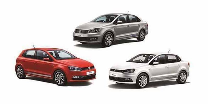 Volkswagen Announces Discounts Up to Rs 1.80 Lakh On Its Cars