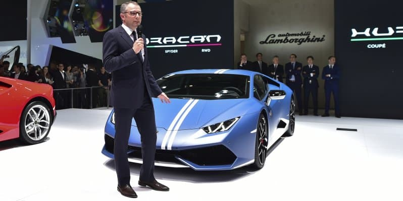 2016 Beijing Motor Show - Lamborghini introduces 3 members to Huracan family