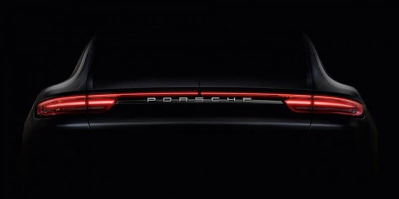 Video – New Porsche Panamera Teased