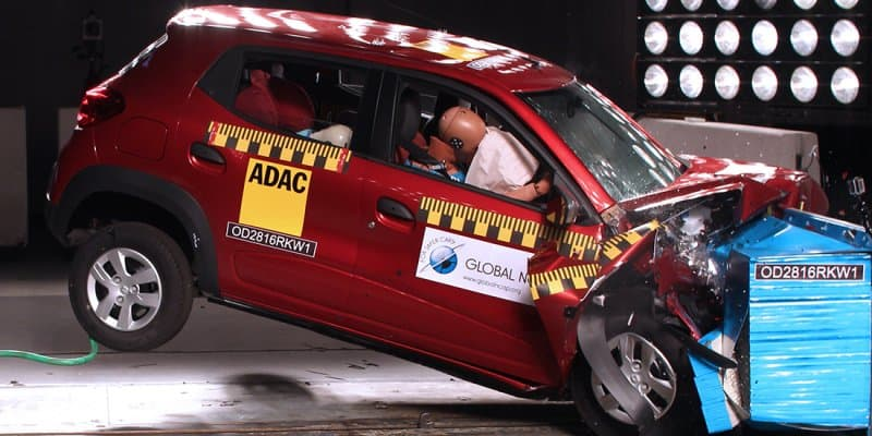 Global NCAP results, Mobilio safer, Kwid disappoints