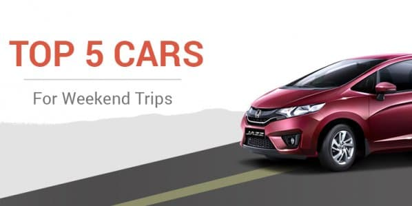 Top 5 Cars For Weekend Trips Under 10 Lakh In India